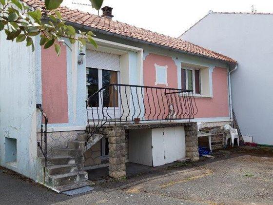 Vente maison 6 pièces 87 m2