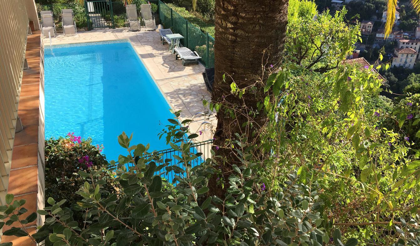 Appartement avec piscine Menton