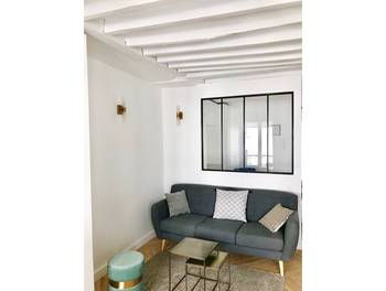 Appartement meublé 2 pièces 31 m2