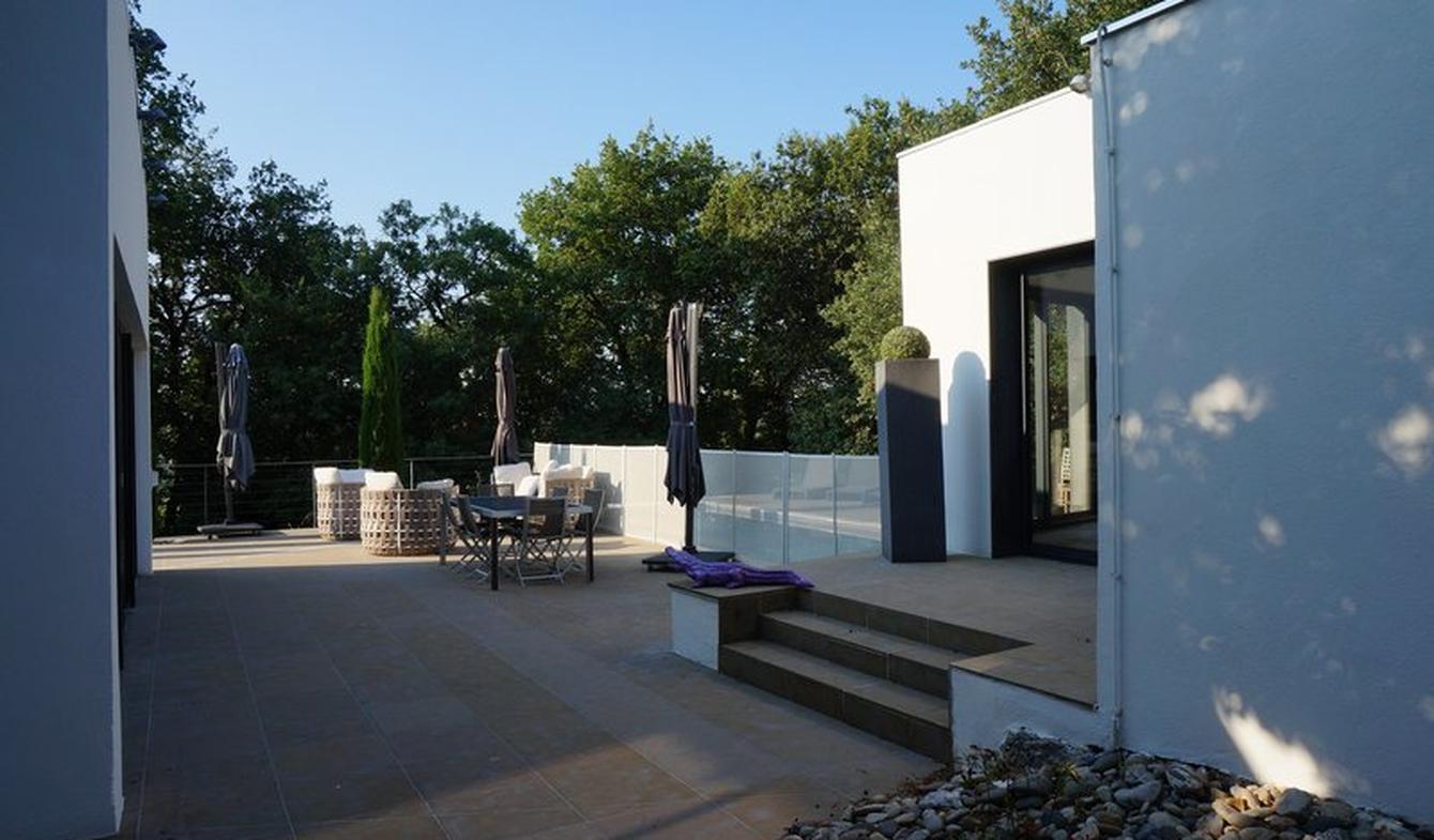 Maison avec piscine Montelimar