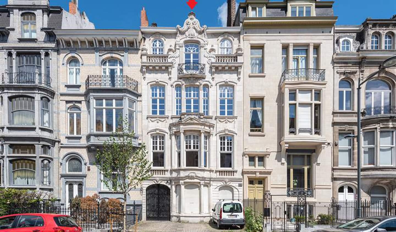 Appartement avec terrasse Schaerbeek