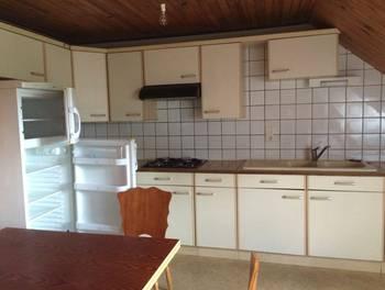 Appartement 3 pièces 57,39 m2