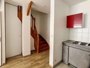 Appartement 2 pièces 62,17 m2