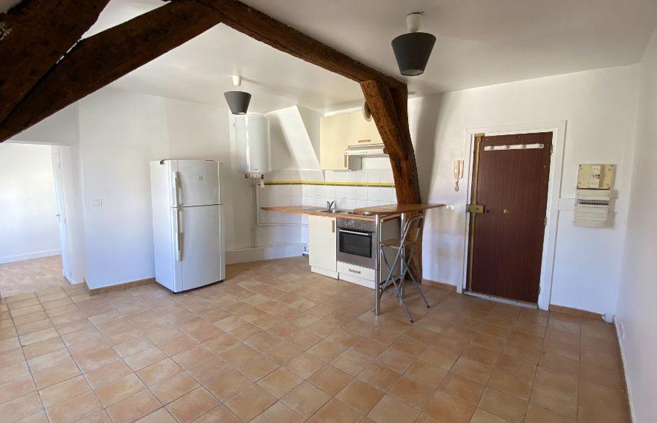 Location  appartement 2 pièces 28.84 m² à Ecouen (95440), 645 €