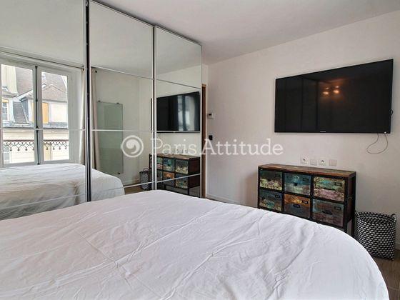 Location appartement meublé 2 pièces 50 m2