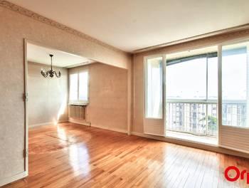 Appartement 4 pièces 72,12 m2