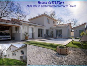 maison à Villeneuve-Tolosane (31)