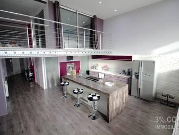 Loft 5 pièces 218 m2