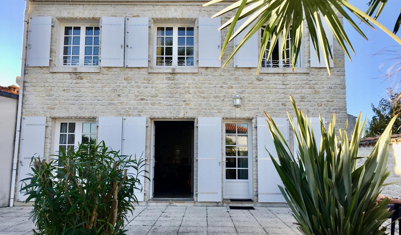 Maison avec jardin Saint-Pierre-d'Oléron