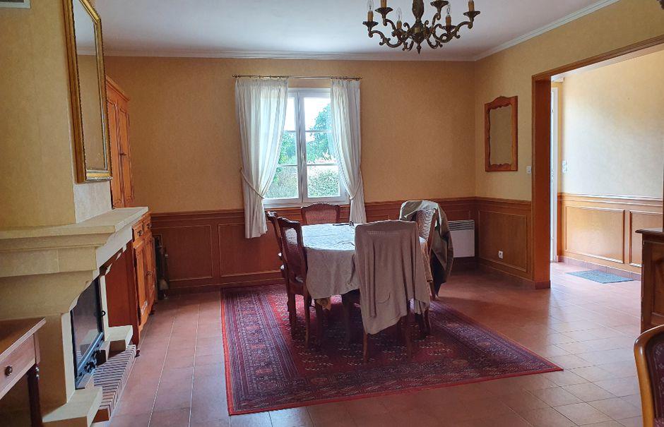 Vente maison 6 pièces 109 m² à Saint martin sur oust (56200), 190 800 €