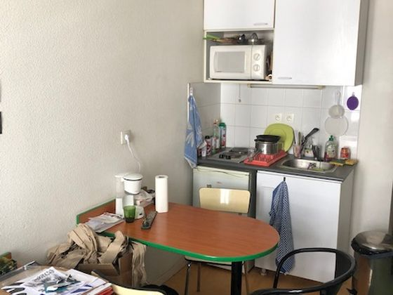 Vente studio 17,38 m2