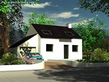 Maison 6 pièces 72,1 m2