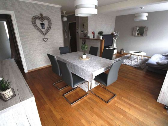 Vente appartement 4 pièces 70,02 m2