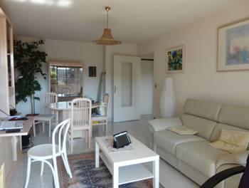 Appartement meublé 2 pièces 60,38 m2