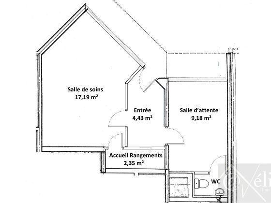 Vente divers 2 pièces 34 m2
