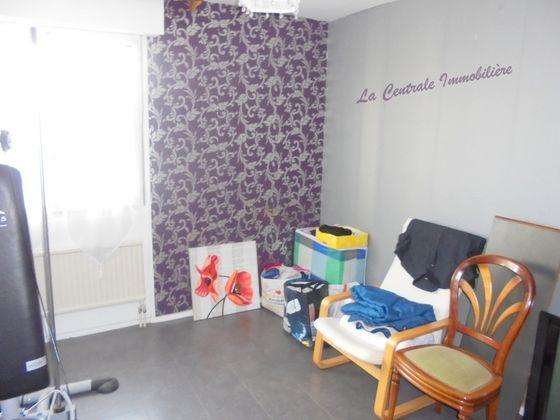 Vente appartement 5 pièces 100,74 m2
