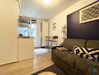 Studio meublé 15,6 m2