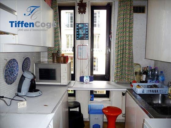 Vente appartement 3 pièces 66,35 m2