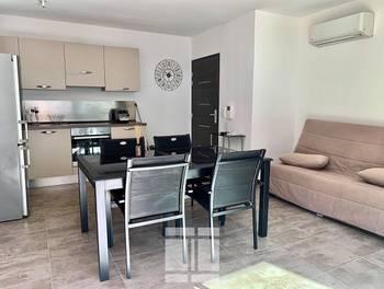 Appartement 2 pièces 41,15 m2