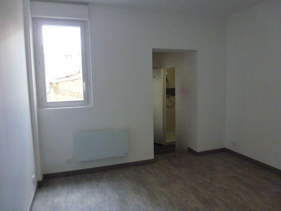 Location studio 18,1 m2