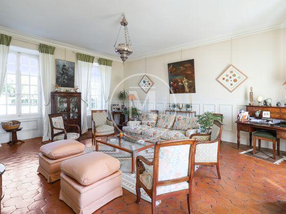 Vente manoir 8 pièces 250 m2