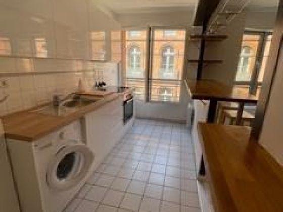 Location appartement meublé 2 pièces 56,75 m2