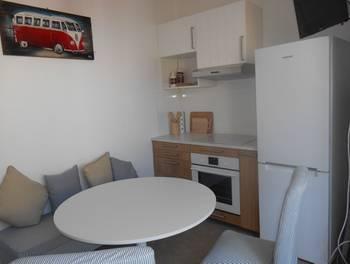 Appartement meublé 3 pièces 52,39 m2