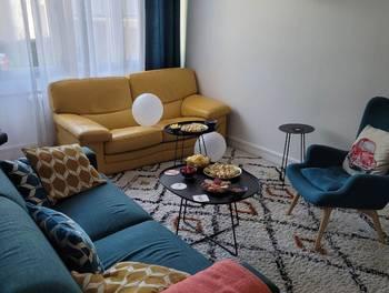 Appartement 2 pièces 46,66 m2