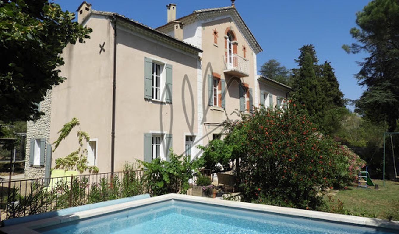 Maison avec piscine Vaison-la-Romaine