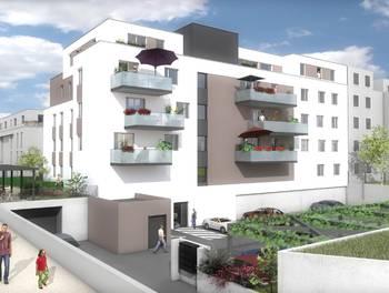 Appartement 3 pièces 56,95 m2