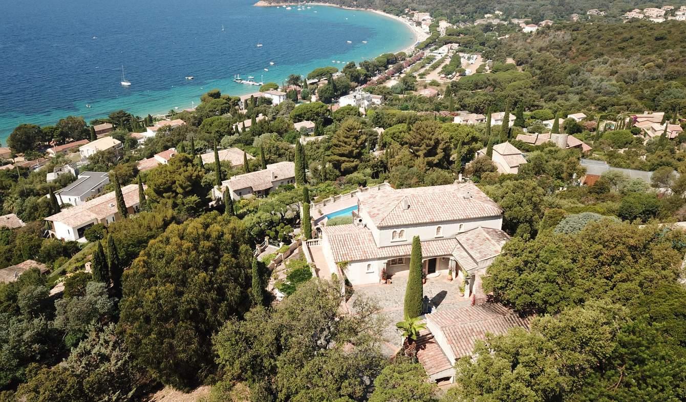 Propriété avec piscine Cavaliere
