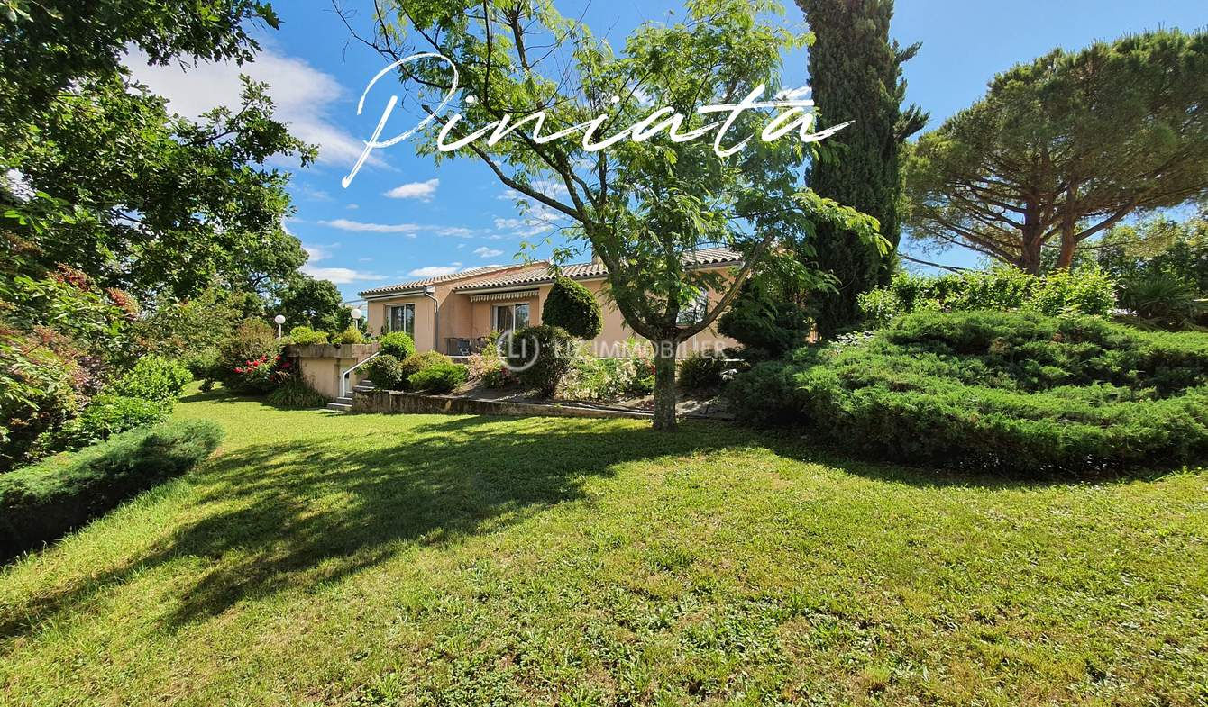 Maison avec piscine et terrasse Chomérac