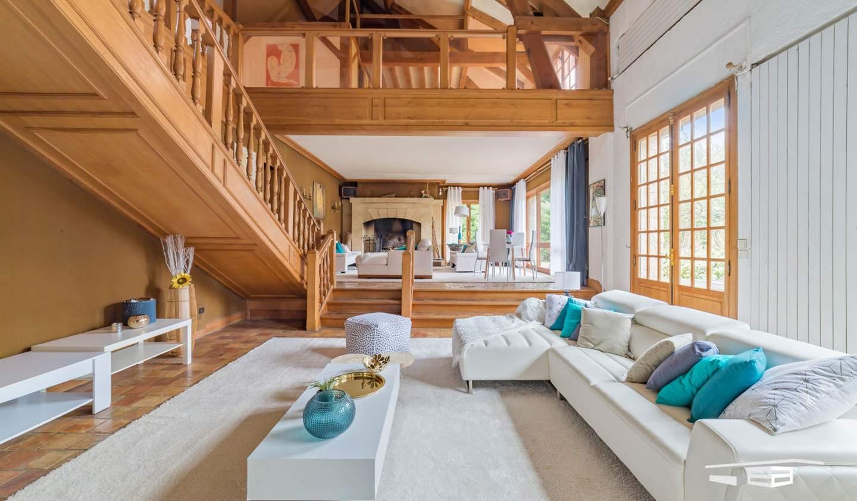 Maison avec terrasse Barbizon