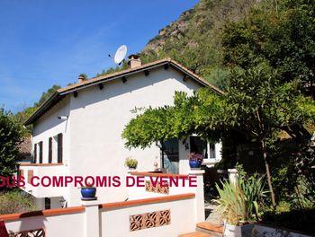 maison à Touët-sur-Var (06)