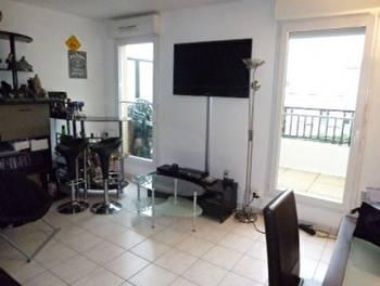 Appartement 2 pièces 33,78 m2