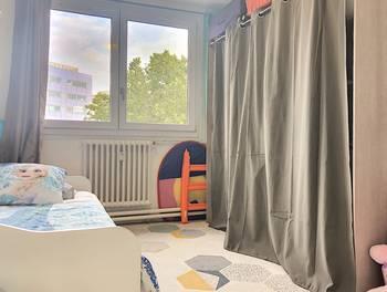 Appartement 5 pièces 84,78 m2