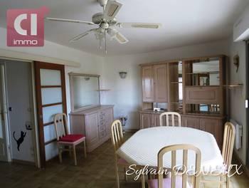 Appartement 3 pièces 77,35 m2