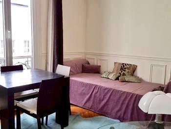 Appartement meublé 3 pièces 54,76 m2