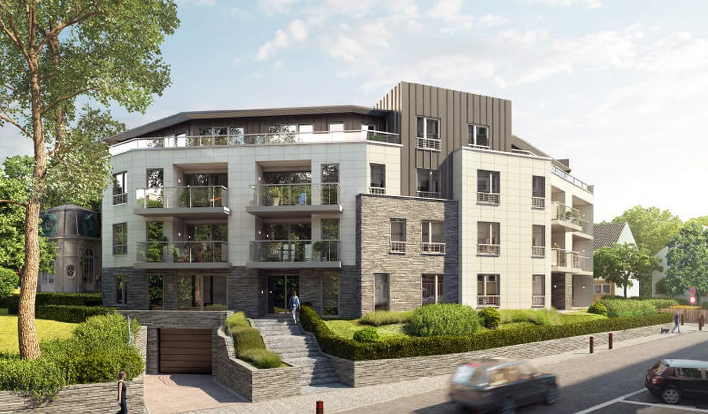 Appartement avec terrasse Belgique