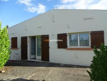 Maison 3 pièces 54 m2
