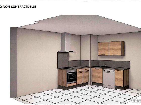 Location appartement 2 pièces 46,01 m2