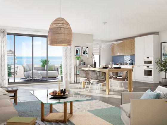 Vente appartement 2 pièces 41,52 m2