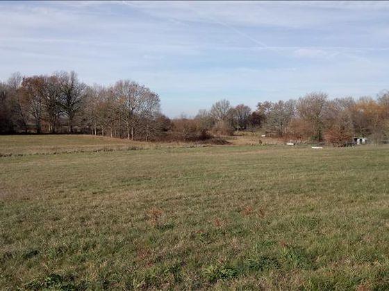 Vente terrain 1576 m2