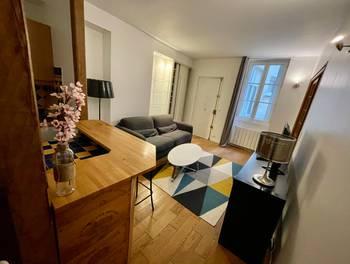 Appartement 2 pièces 36,65 m2
