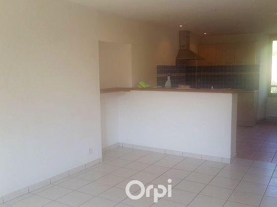 Location appartement 2 pièces 51,93 m2