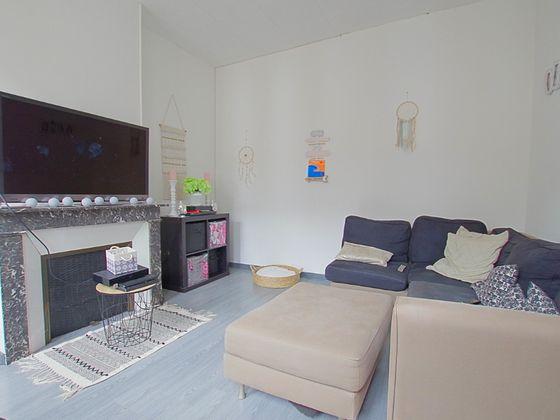 Vente appartement 4 pièces 86,54 m2