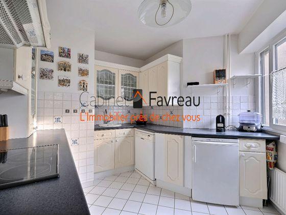 Vente appartement 5 pièces 105,69 m2