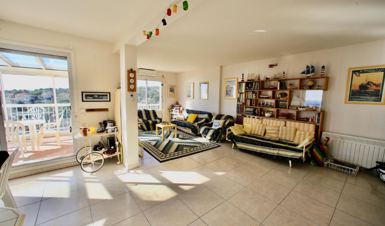 Appartement avec terrasse Carry-le-Rouet
