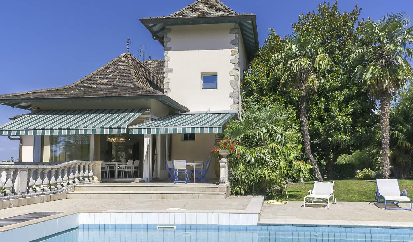 Maison avec piscine Anthy-sur-Léman