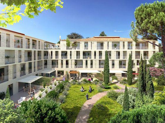 vente Appartement 4 pièces 85 m2 Montpellier